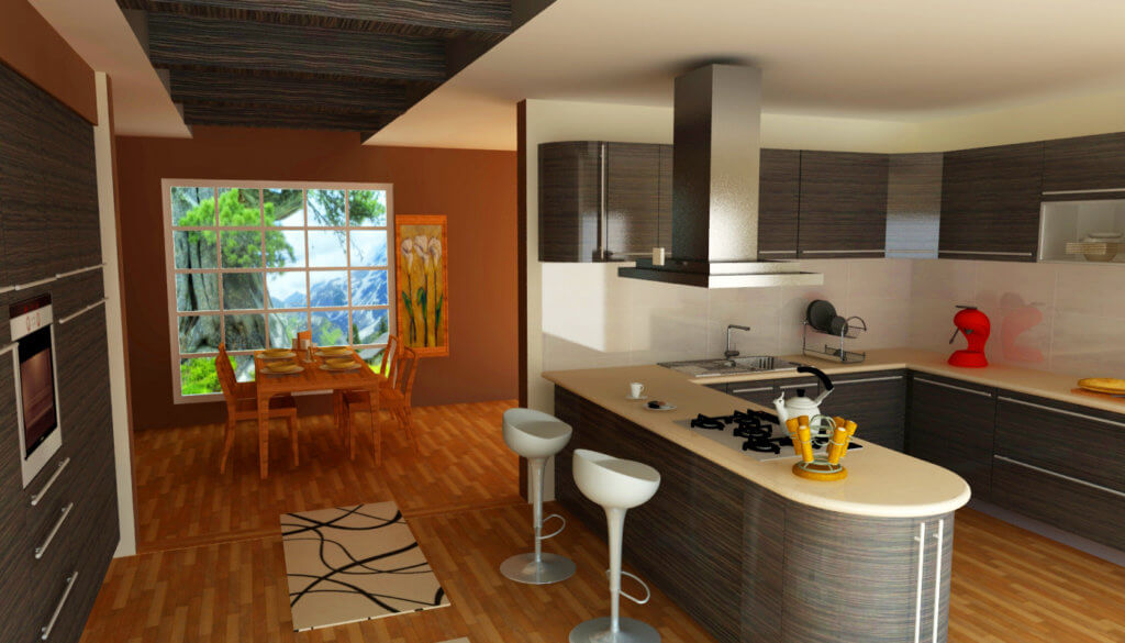 Kitchen Design Software | Pera3D.com
