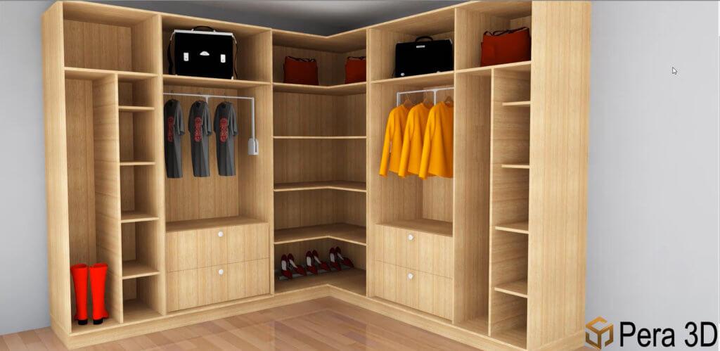 Closet Design Software Pera3D com
